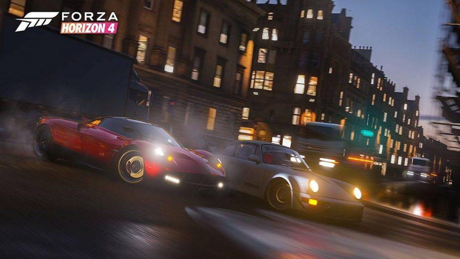 ¿Deseando que salga Forza Horizon 4? El tráiler y la lista definitiva de coches tienen muy buena pinta…