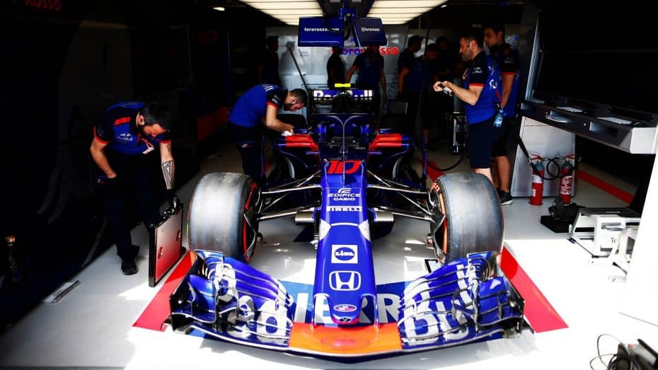 Adiós Renault, hola Honda: Red Bull Racing apostará por la mecánica japonesa en la Fórmula 1 2019