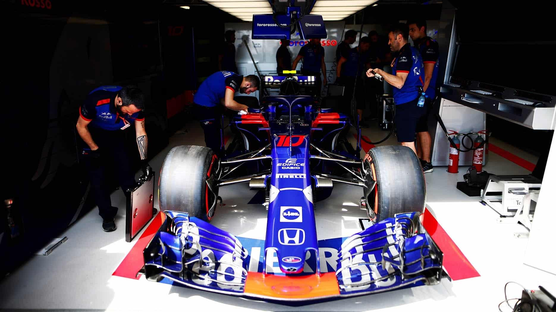 red bull racing elige los motores honda para la f1 2019