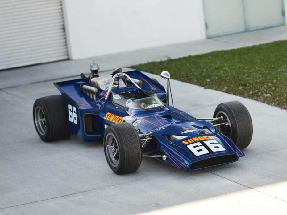 ¿Quieres tener en tu garaje un coche de la Indy 500? Ahora gracias a RM Sotheby's puedes…