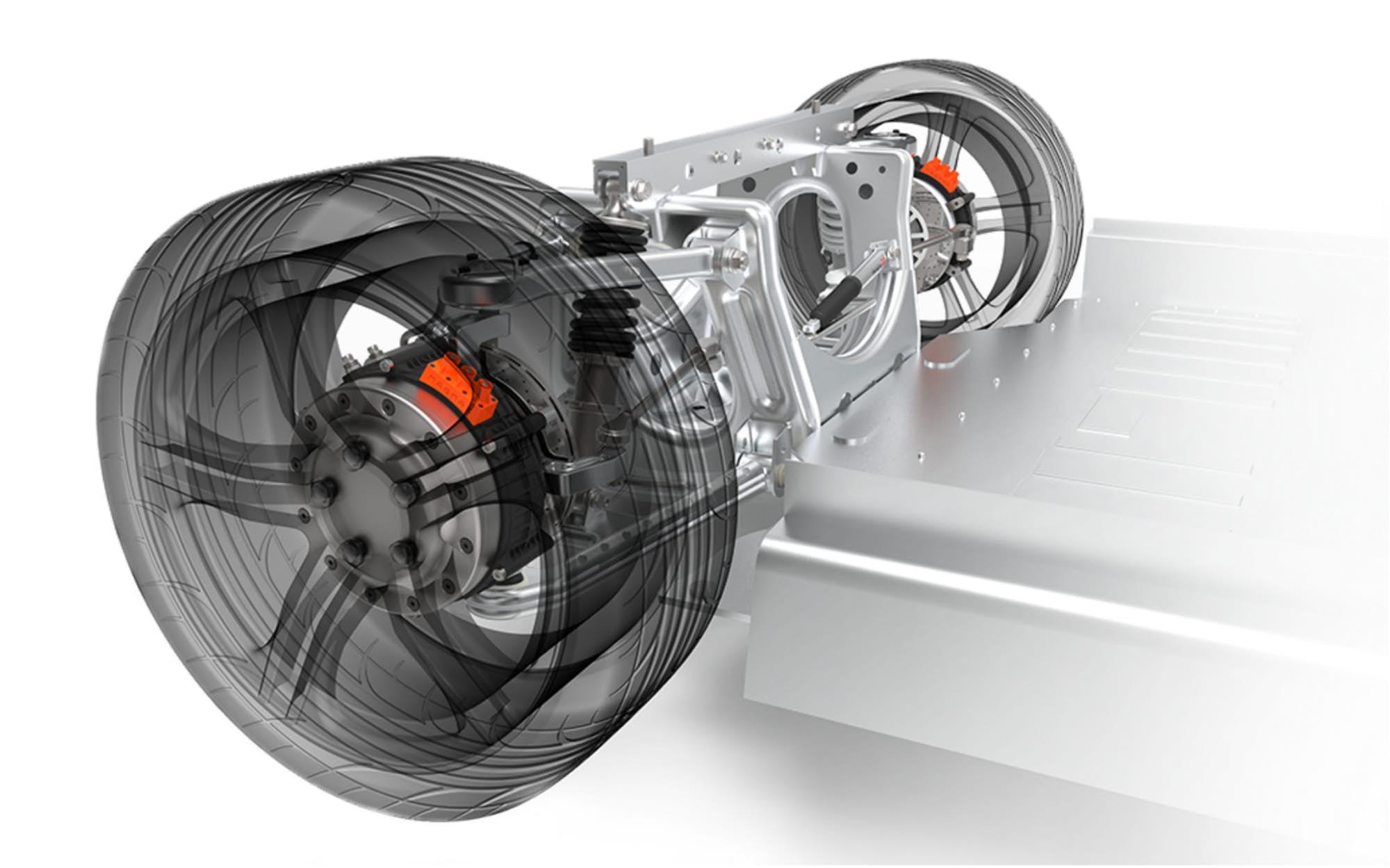 Alta potencia y máxima eficiencia: Magnax quiere