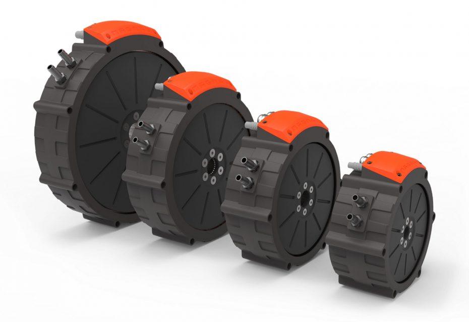 Alta potencia y máxima eficiencia: Magnax quiere revolucionar el coche eléctrico con un motor axial