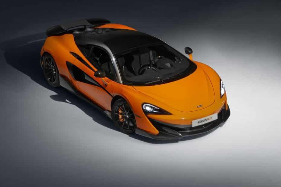 ¡Oficial! Así es el nuevo McLaren 600LT: Más agresivo, aerodinámico y con 600 CV de puro músculo