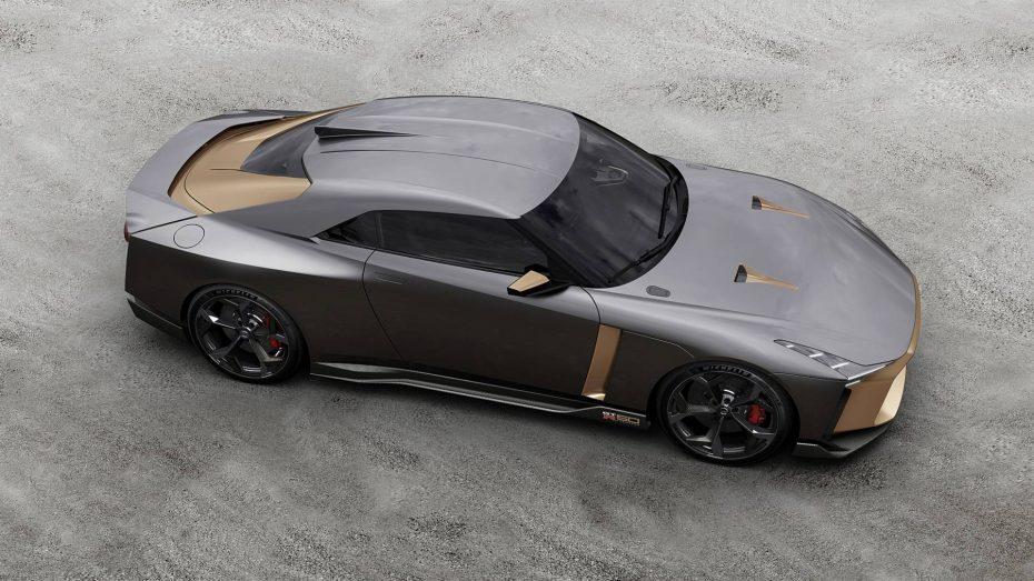 El Nissan GT-R50 llegará a producción: Pequeñas dosis a razón de casi un millón de euros