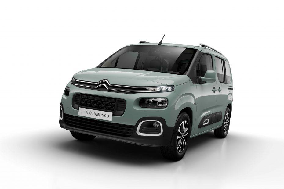Nuevo Citroën Berlingo #Top1: Se estrena la nueva generación en España