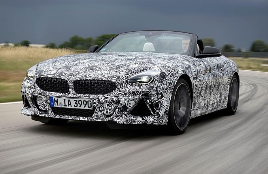 Primeros detalles e imágenes oficiales del nuevo BMW Z4: ¿Vuelta a los orígenes?