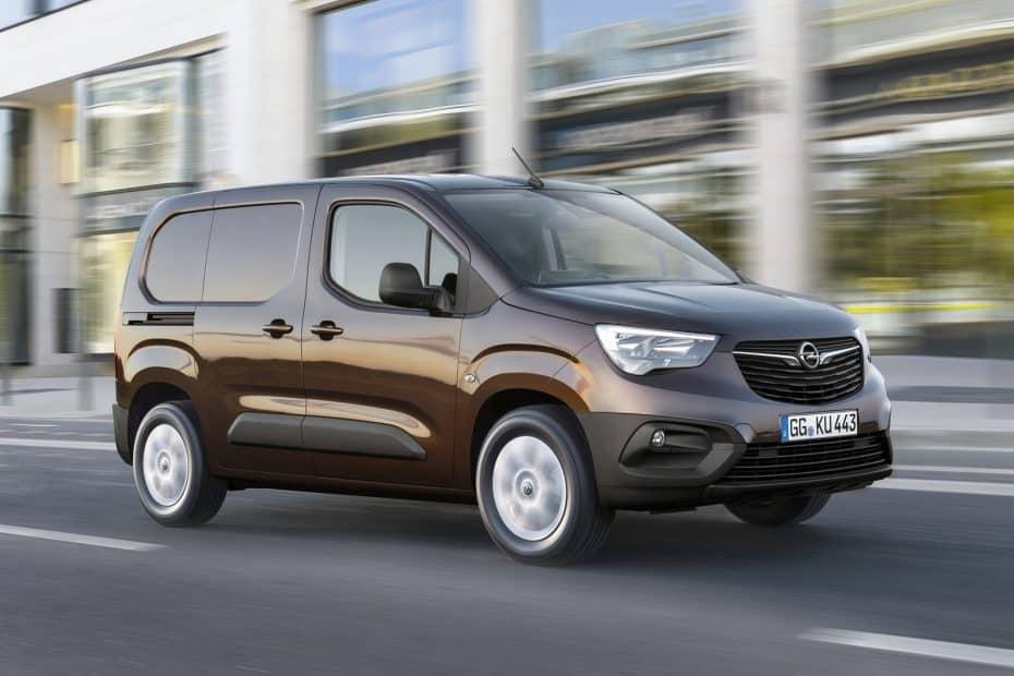 Opel Combo Cargo 2018: Altas dosis de espacio y modularidad que veremos en septiembre