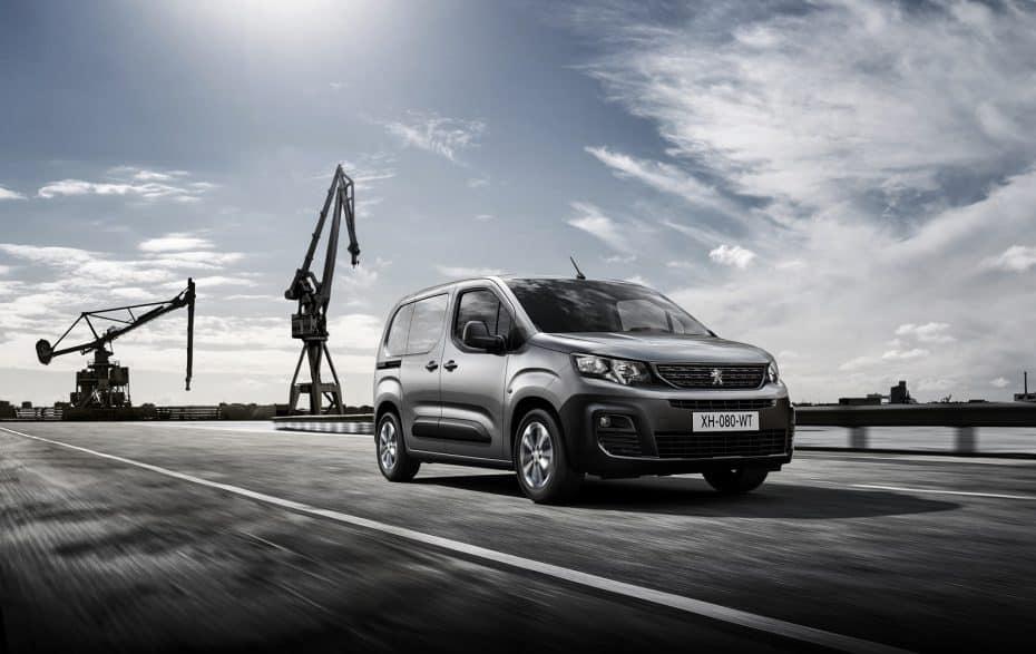 Peugeot Partner 2018: Un práctico vehículo comercial con tecnología de SUV Peugeot 3008