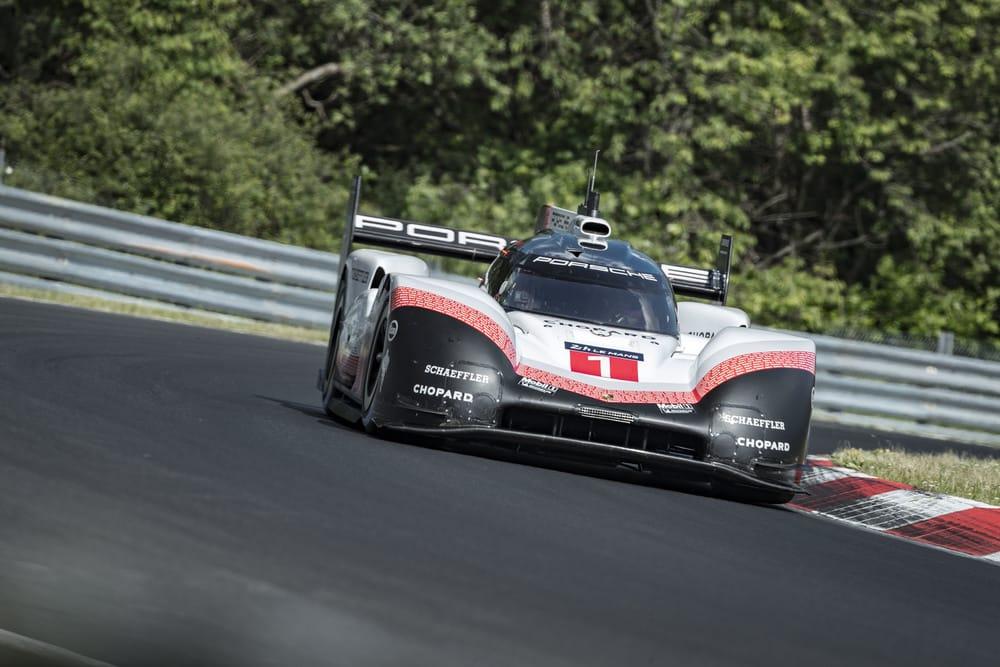 Tiempazo en Nürburgring para el Porsche 919 Hybrid Evo ¡Ya tenemos nuevo récord!