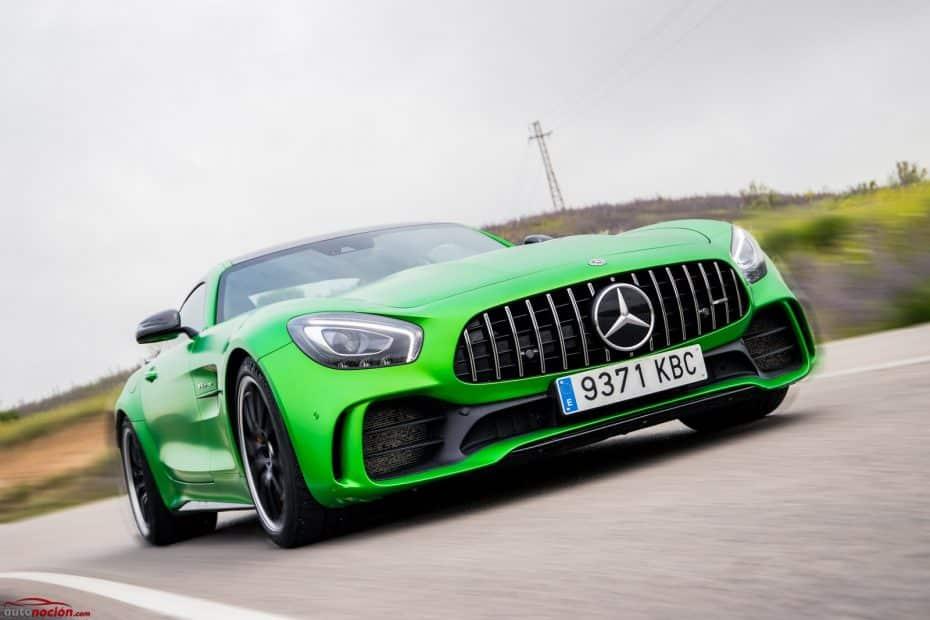 Prueba Mercedes-AMG GT R: Imperfección adictiva en cada curva