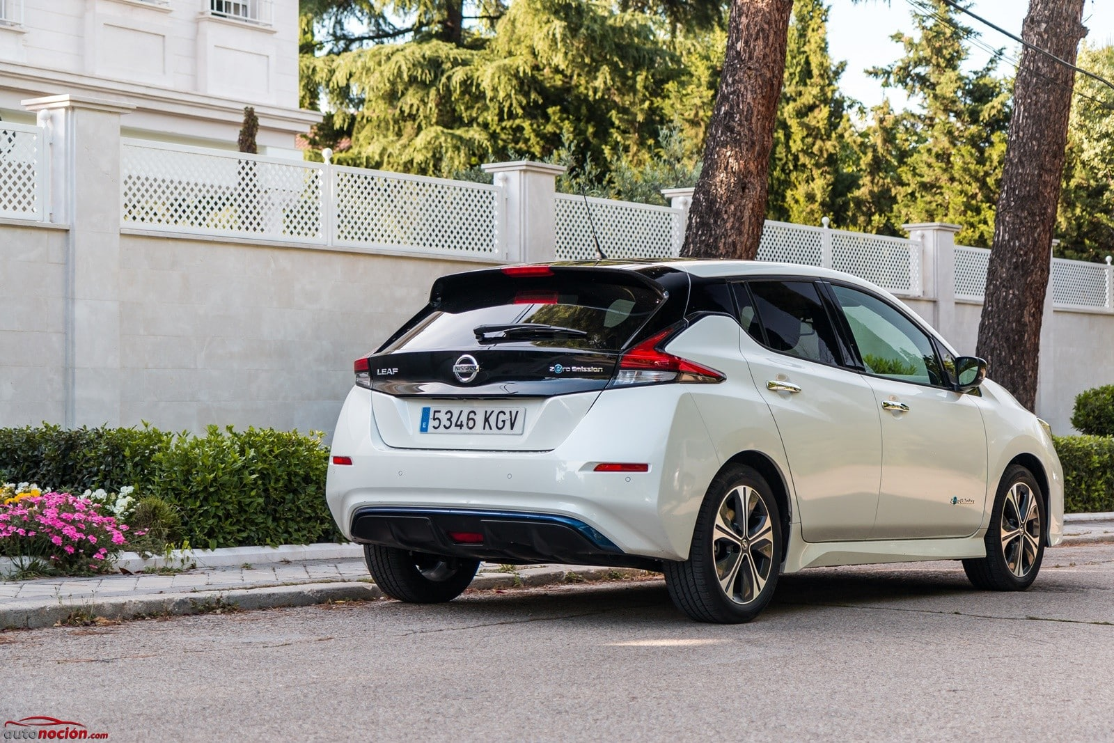Nissan eléctrico