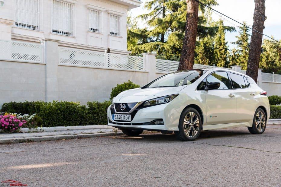 Prueba Nissan LEAF 40 kWh Tekna: Mucho mejor en todo