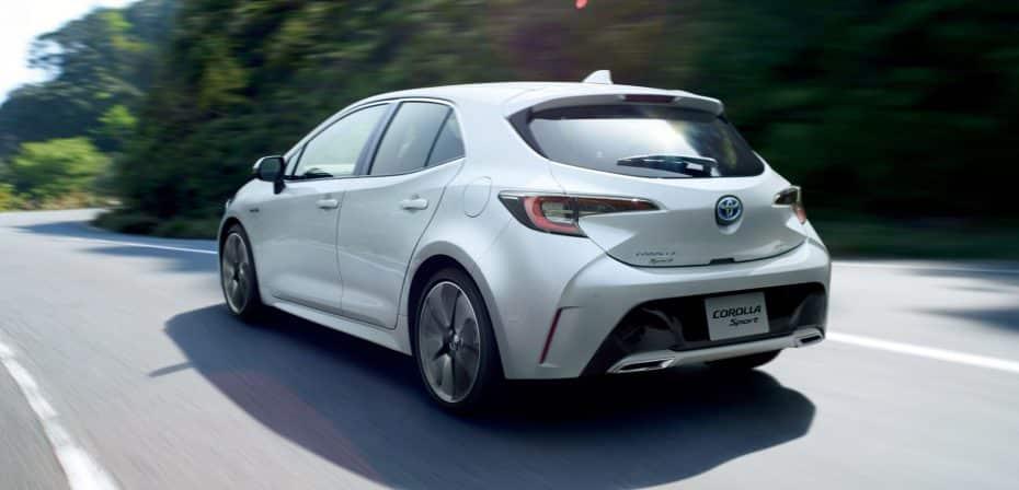Toyota lanza en Japón el Corolla Sport, aunque no es como esperas…