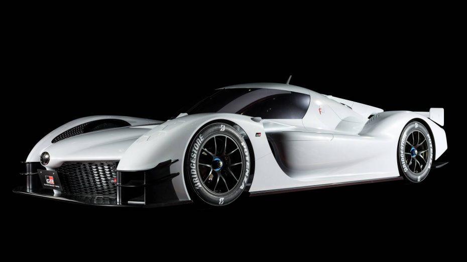"""La FIA lanzará una nueva categoría de """"supercoches"""" y Toyota acaba de desvelar el suyo…"""
