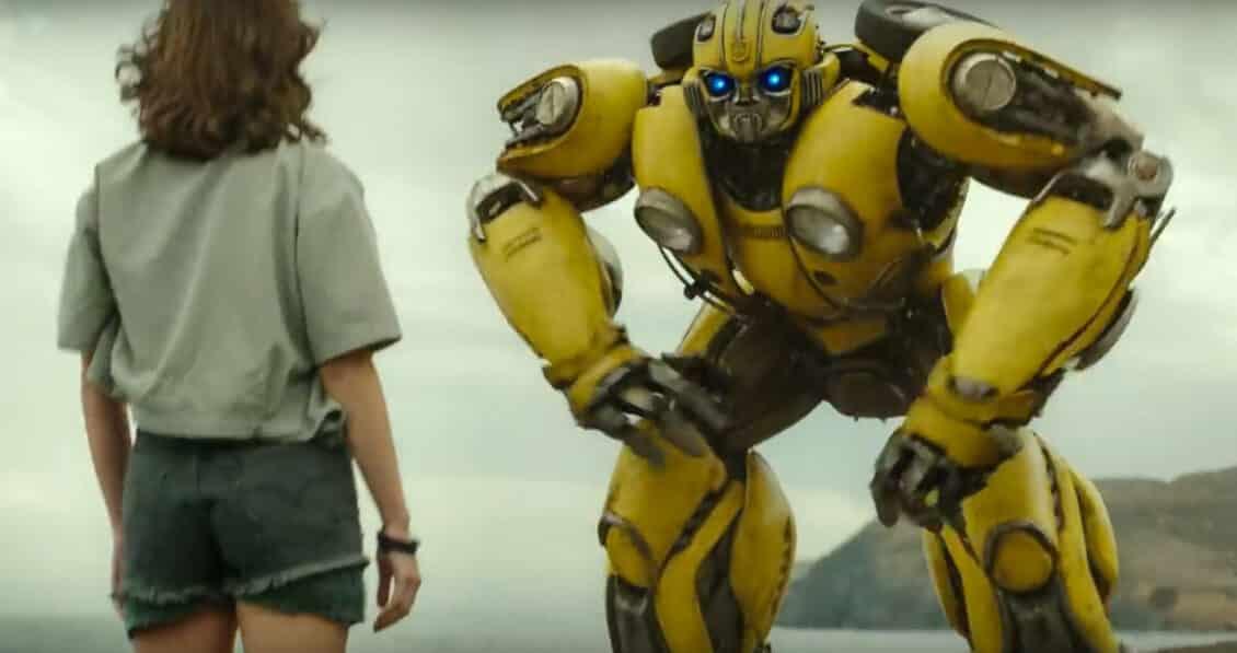 El Volkswagen Beetle vuelve a la gran pantalla gracias a la película 'Bumblebee'