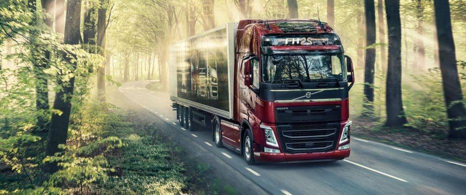 Volvo FH 25 Year Special Edition: El tributo a un icono llega cargado de toques retro