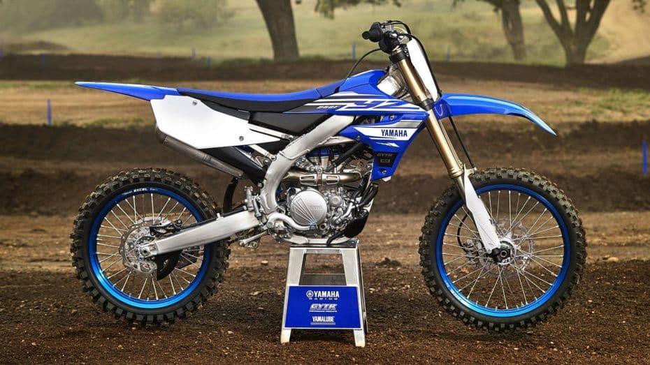 Yamaha presenta la nueva YZ250F 2019, diversión asegurada con más tecnología