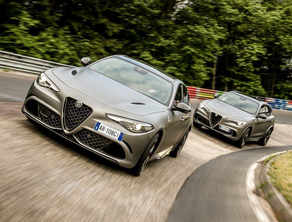 Llamada a revisión mundial para todos los Alfa Romeo Giulia y Stelvio por fallos en el control de crucero