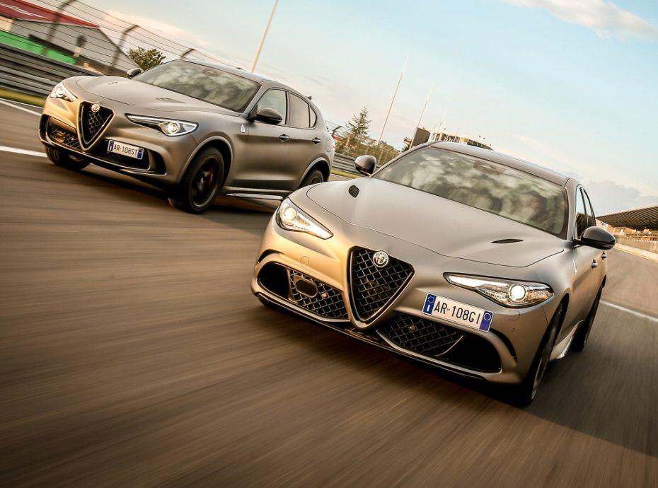 Los Alfa Romeo más exclusivos, ya a la venta: Nuevos Stelvio y Giulia QV «NRING»
