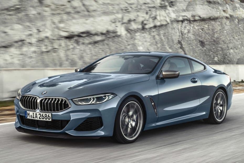 Oficial: Nuevo BMW Serie 8