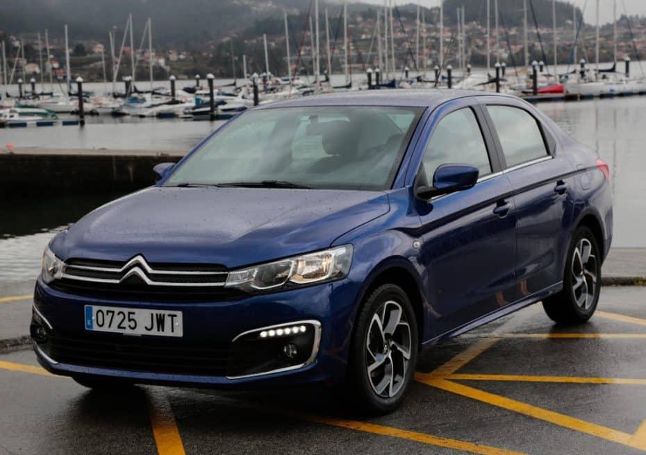 El Citroën C-Elysée estrena motor diésel con 102 CV