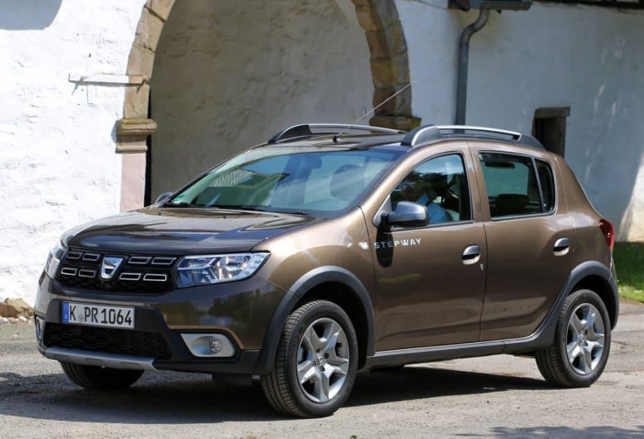 Nueva mecánica de gasolina para el Dacia Sandero