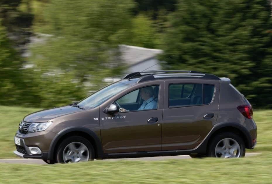 El Dacia Sandero fue el modelo más vendido a particulares: 3008 y Tiguan cerraron el podio