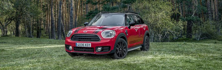 "Nuevo MINI Countryman ""Brick Lane"""