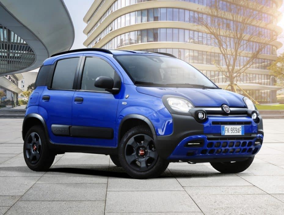 Nuevo Fiat Panda CityCross «Waze»: Más conectado