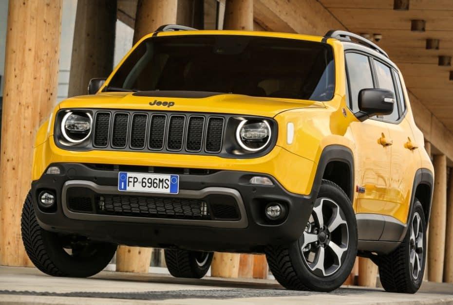 Todos los detalles del renovado Jeep Renegade