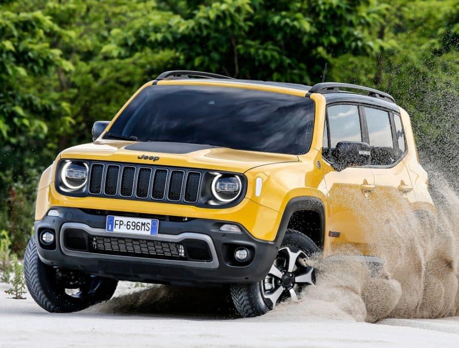 Todos los precios del renovado Jeep Renegade para España