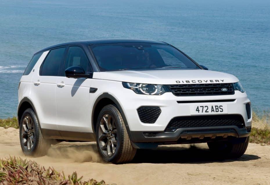 Nuevo Land Rover Discovery Sport «Landmark»