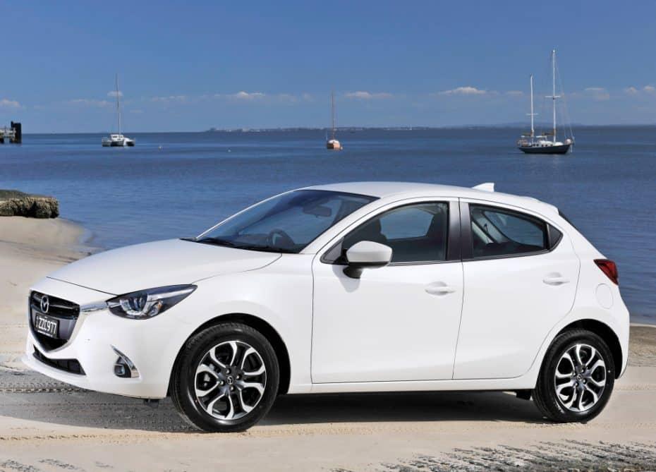 Nueva gama Mazda2 MY2019: Mejoras en los motores y nuevos acabados