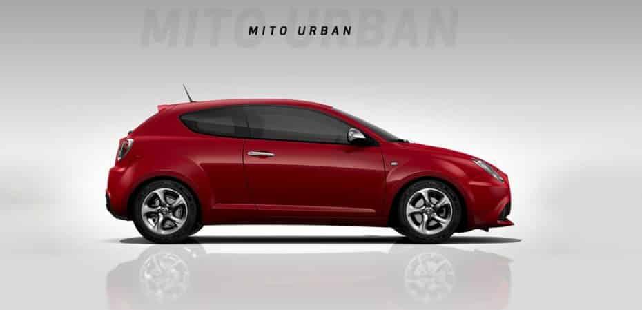 """Ya a la venta el Alfa Romeo MiTo """"Urban"""": Nueva serie especial"""