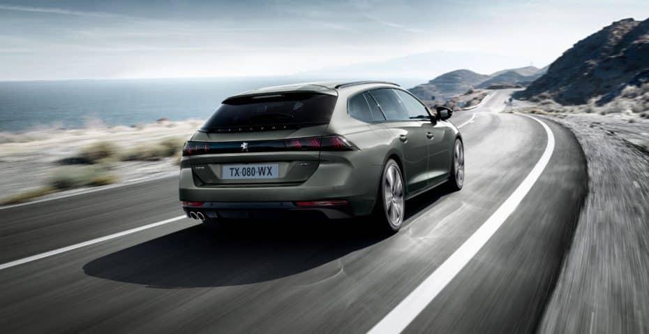 Olvídate de los SUV y échale un vistazo al nuevo Peugeot 508 SW