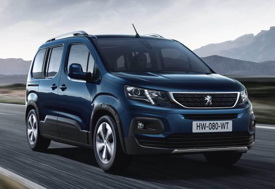 Todos los precios del Peugeot Rifter para España