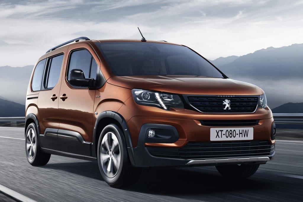 Peugeot Rifter: un 7 plazas lúdico