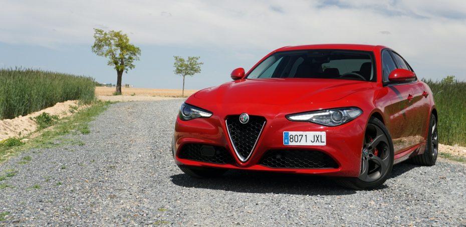 Prueba Alfa Romeo Giulia 2.0 ATX 200 CV 8AT Super: ¡Viva la gasolina!
