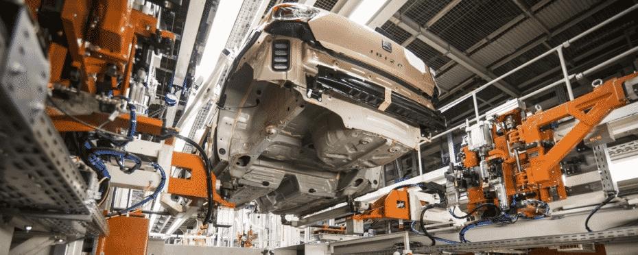 La producción de vehículos en España sube un 3,7% hasta mayo