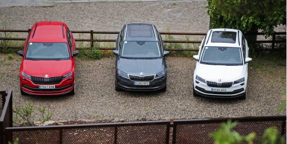 Repasando la gama SUV de Skoda: Kodiaq y Karoq