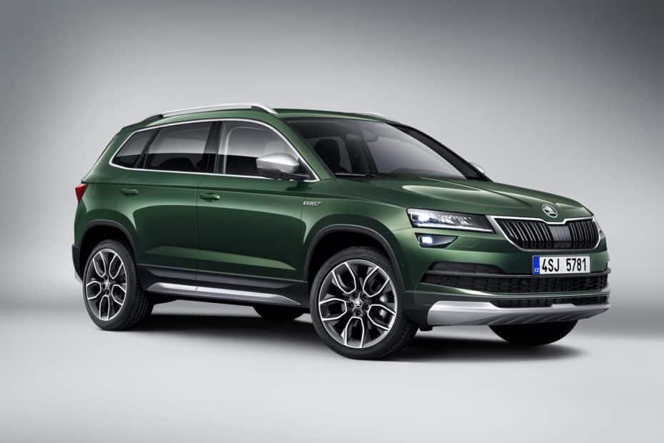 El Škoda Karoq recibe el acabado Scout: Llegará a finales de año