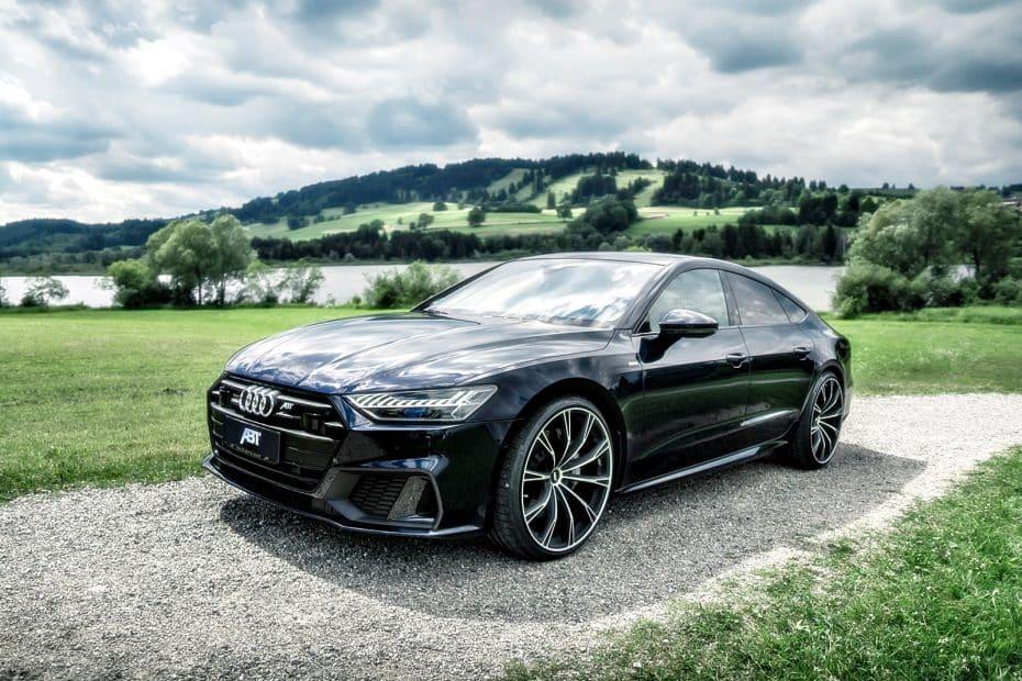 ABT mete mano al Audi A7 con el motor 3.0 TFSI y lo exprime hasta los 425 CV