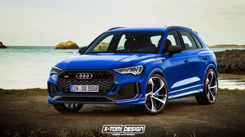 ¿Qué tal un Audi RS Q3 con 400 CV bajo el capó? Quién sabe si en esta nueva generación…