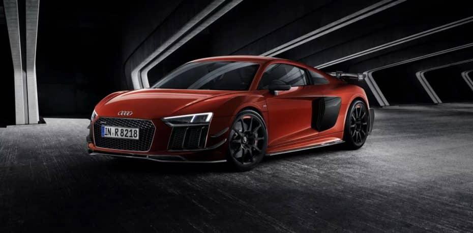 44 unidades muy especiales del Audi R8 buscan garaje…