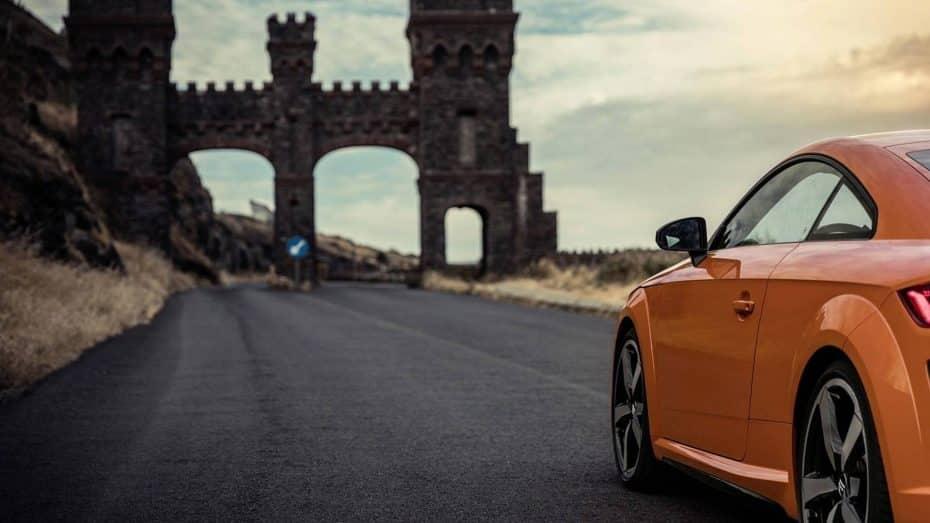 ¡Filtrado! Saluda al Audi TTS 2019: ¿Eres capaz de encontrar los cambios?