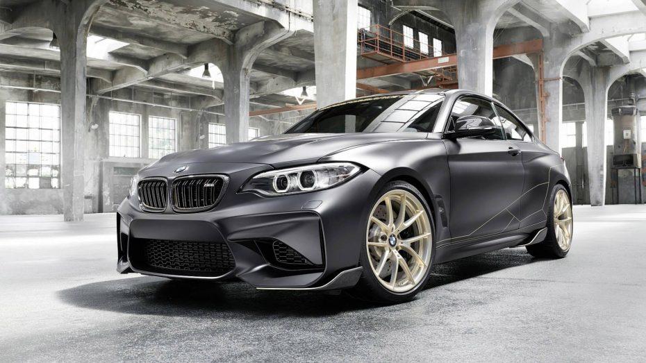 El nuevo BMW M Performance Parts debuta en Goodwood: Un M2 más ligero y radical