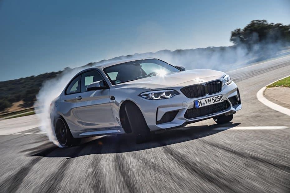 Descubre todos los secretos del BMW M2 Competition en esta extensa galería de imágenes