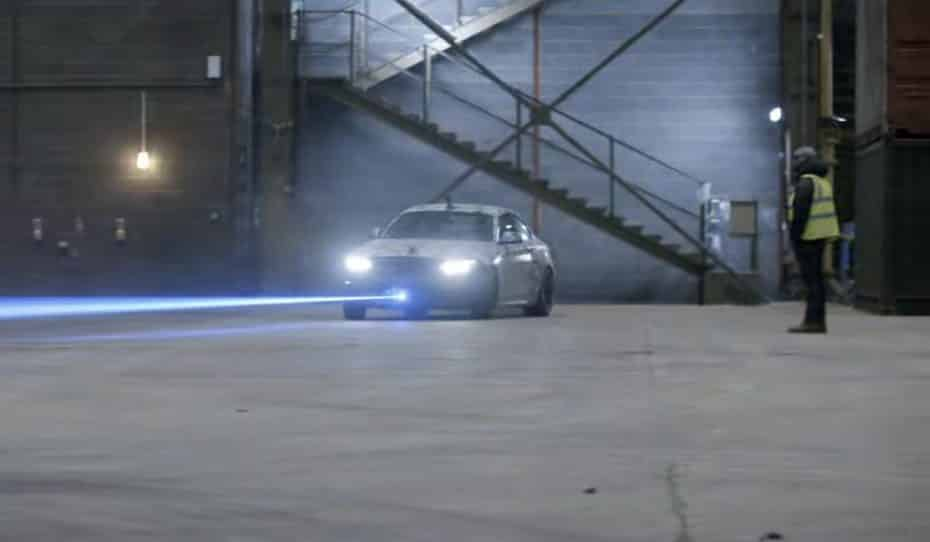 ¿Por qué este M2 Competition está equipado con un láser? BMW prepara su próximo Récord Guinness