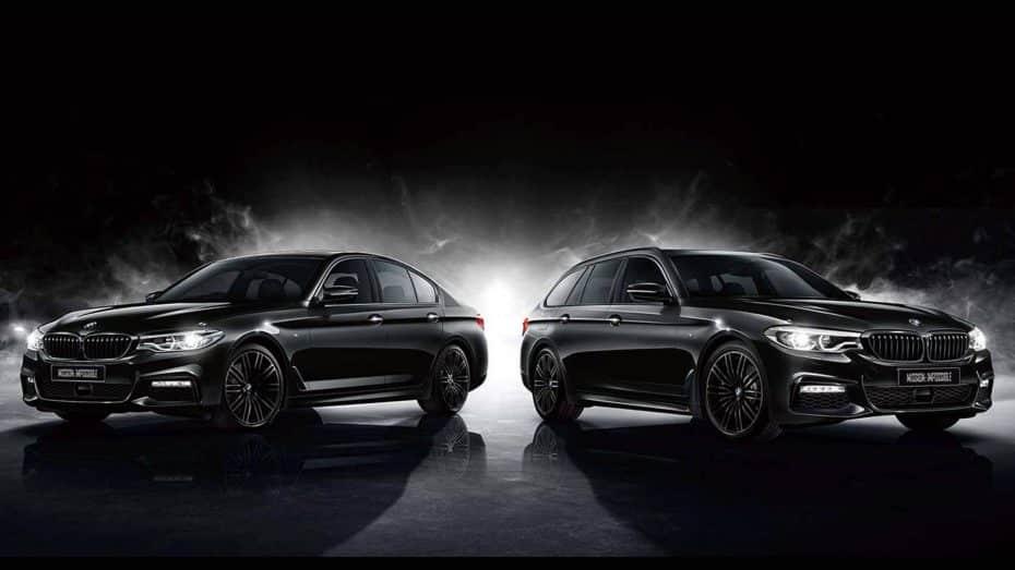 BMW Serie 5 y M5: Listos para una 'Mission Impossible' en Japón