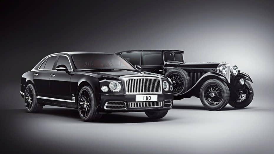 Bentley Mulsanne W.O. Edition: La máxima expresión del lujo en honor a su creador
